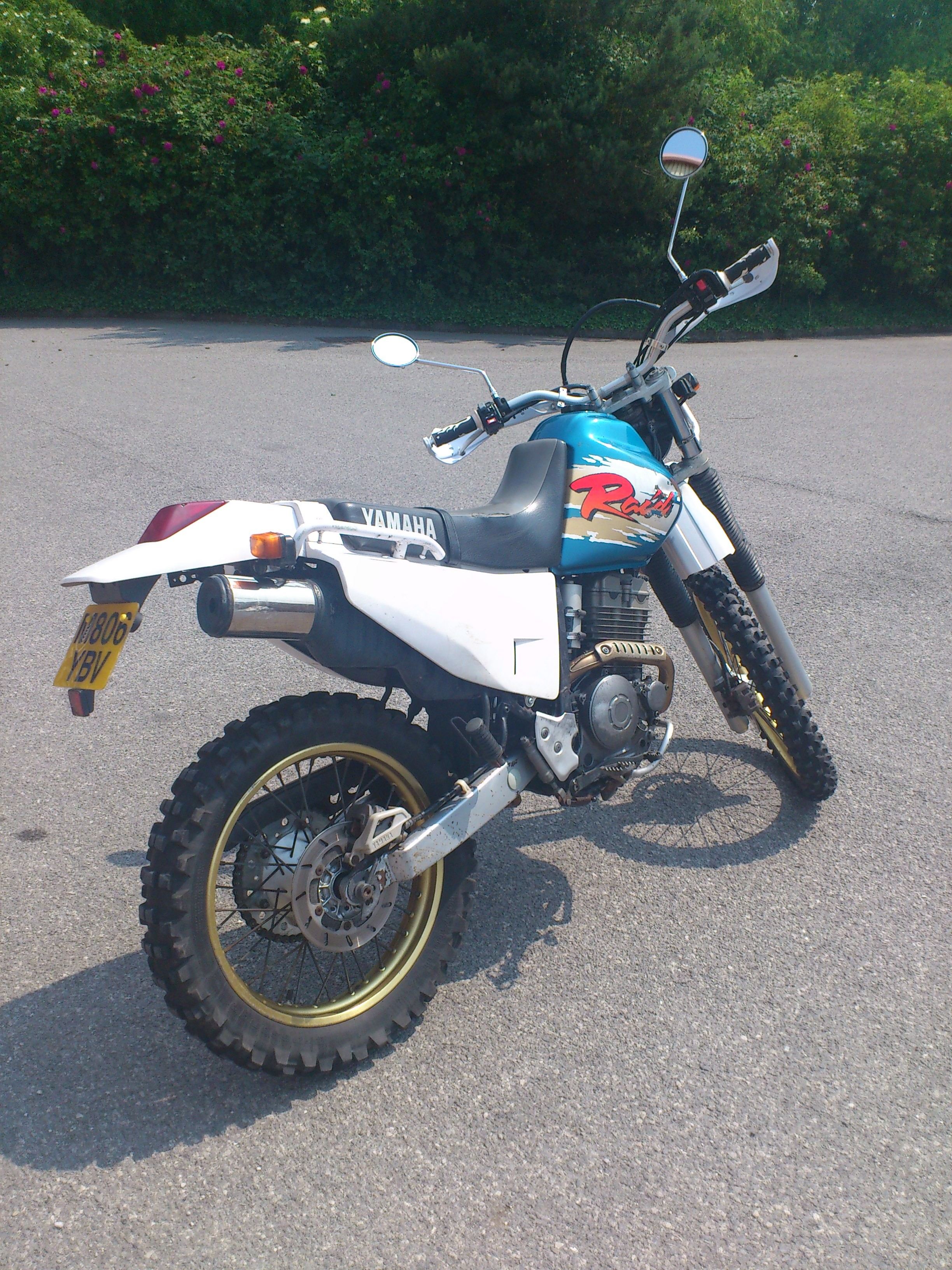 Yamaha ttr 250 ch6 5ep a1 for Yamaha north county